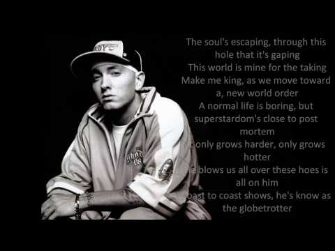 EMINEM - LOSE YOURSELF - 8 MILE  1080p