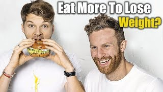 Eat More To Lose Weight? - Reverse Dieting