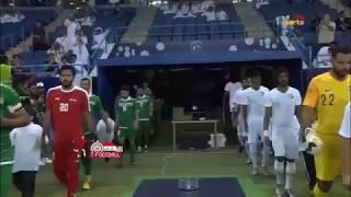 ملخص مباراة العراق و السعودية 1_1 البطولة الرباعية _ هدف قاتل في الدقائق الأخيرة