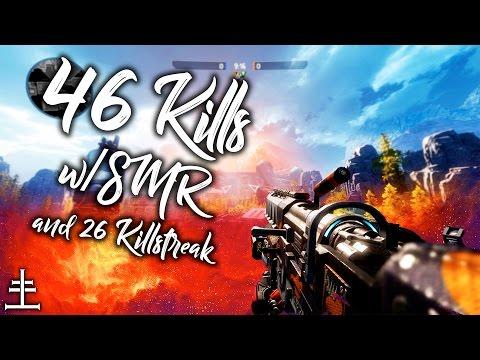 """I only use the Alternator"" | 46 Kills w/SMR | 26 Killstreak | Titanfall 2"