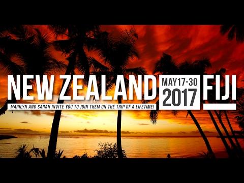 New Zealand/Fiji Group Tour