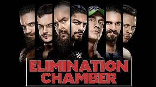 Full WWE Elimination Chamber 2018 PPV preview and predictions #WWEChamber