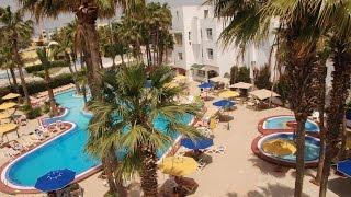 Тунис отели.Hotel Nesrine 4*. Хаммамет, Обзор