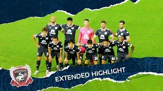 SuphanFC TV | Extended Highlight | สุพรรณบุรี เอฟซี vs บีจี ปทุม ยูไนเต็ด
