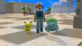 3d Pokemon Video NEW
