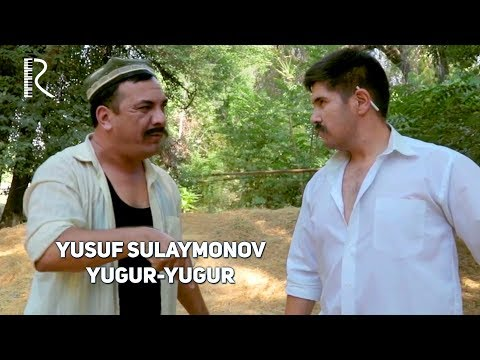 Yusuf Sulaymonov - Yugur-yugur   Юсуф Сулаймонов - Югур-югур