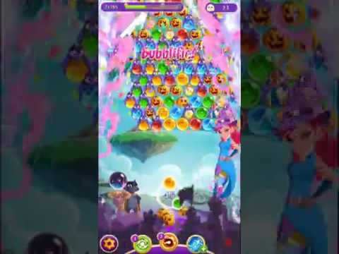 Bubble Witch 3 Saga Level 434 ~ No Boosters ⭐️⭐️