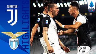 Juventus 2-1 Lazio | Ronaldo Bags a Brace to Put Juve 8 Points Clear | Serie A TIM