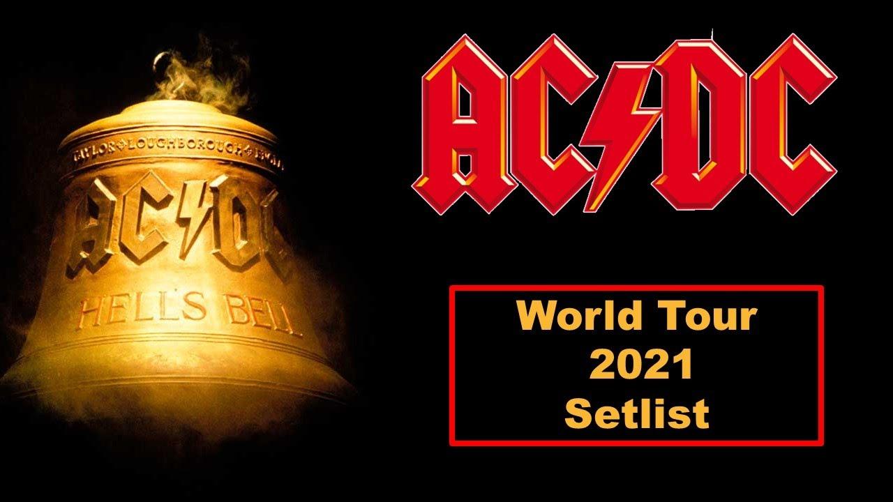 Ac Dc Tour 2021 Tickets