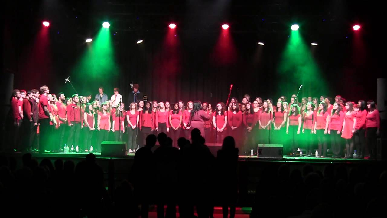 Manchester Harmony Gospel Choir - Christmas Medley - YouTube