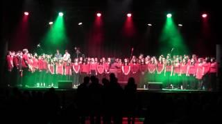 Manchester Harmony Gospel Choir - Christmas Medley
