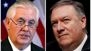 Trump fires Rex Tillerson; to be replaced by CIA's Mike Pompeo, From YouTubeVideos