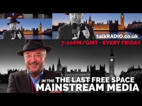 George Galloway - The Mother Of All Talk Shows (MOATS) 12-01-18