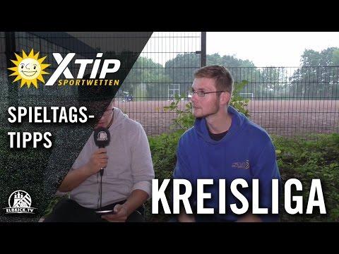 XTiP Spieltagstipp mit Dennis Lippert (SV Eidelstedt II) - 8. Spieltag, Kreisliga 7 | ELBKICK.TV