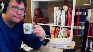 Kent Lofgren Live: Working at home, late evening, 30 Aug. 2015