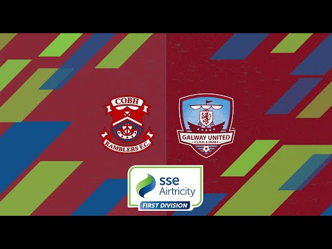 First Division GW24: Cobh Ramblers 0-1 Galway United