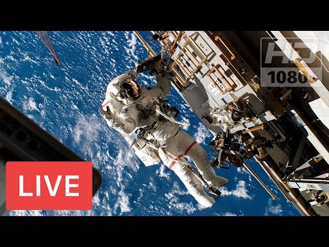 WATCH LIVE: NASA astronauts Rubins and Glover go for spacewalk outside the ISS @06:00am ET