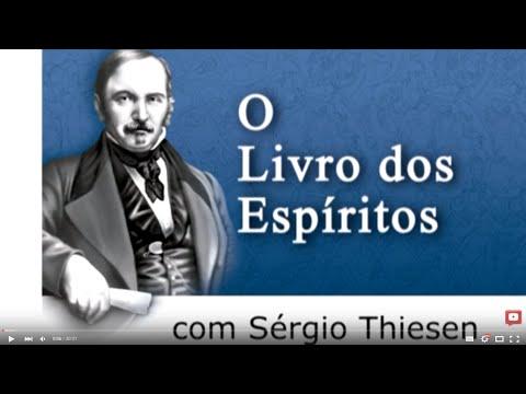O Livro dos Espíritos 18 - Da Criação 02  Sérgio Thiesen