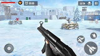 Anti-Terrorist Shooting Mission 2020 (Snow Castle) 1st to 6th Levels