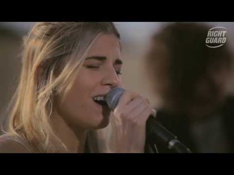London Grammar - Wasting My Young Years- exclusively for OFF GUARD GIGS - Live at RockNess 2013