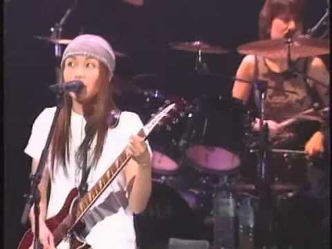 Hitomi Yaida - Creamed Potatoes - I Can Fly Tour 2003