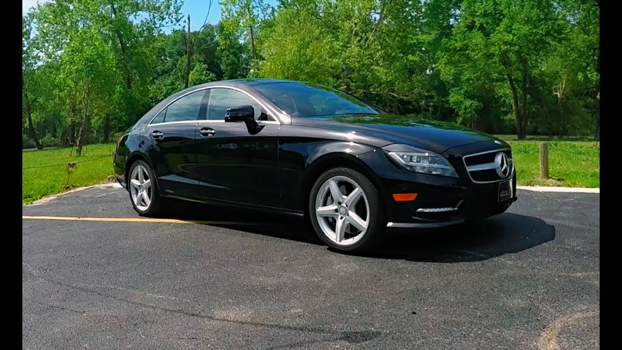 Beautiful 2014 Mercedes Benz CLS550 4Matic   Philu0027s Morning Drive   Quick Look