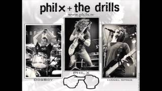 Phil X & The Drills - Rubber Room