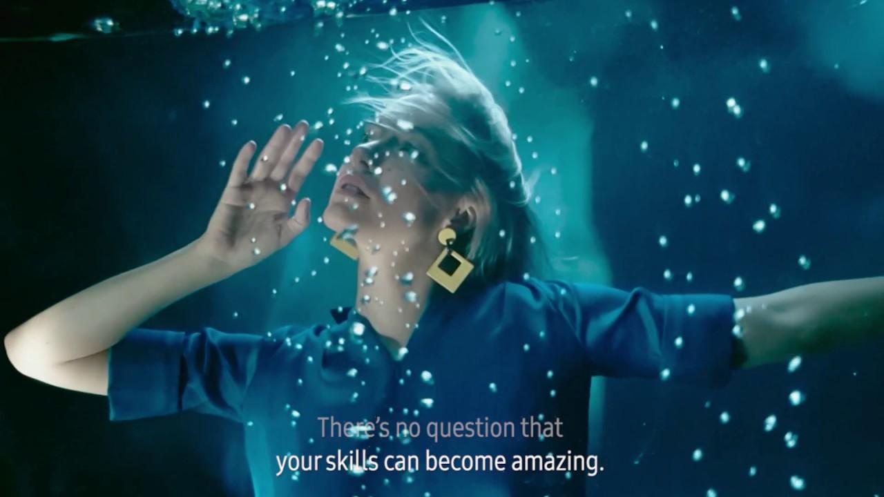Samsung: #withGalaxy