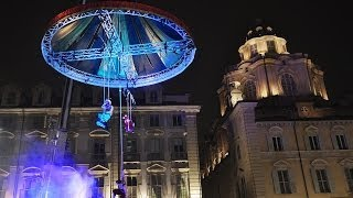 Цирковые представления в Турине. NET(