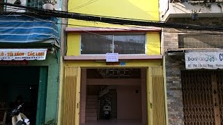 Cho thuê nguyên căn nhà mặt tiền CHỢ số 254 Trần Văn Đang, P11, Q3 TP Hồ Chí Minh