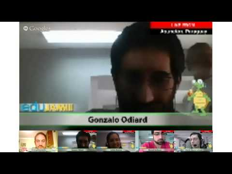 Unleash Kids Hangout On Air #12: Live from eduJAM!!! Paragua
