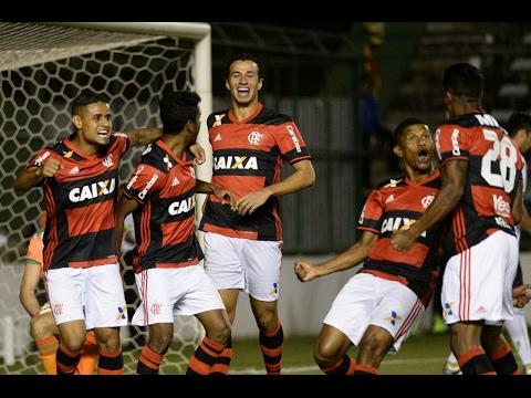 Melhores Momentos - Flamengo 1 x 0 América-MG - Primeira Liga (16/02/2017)