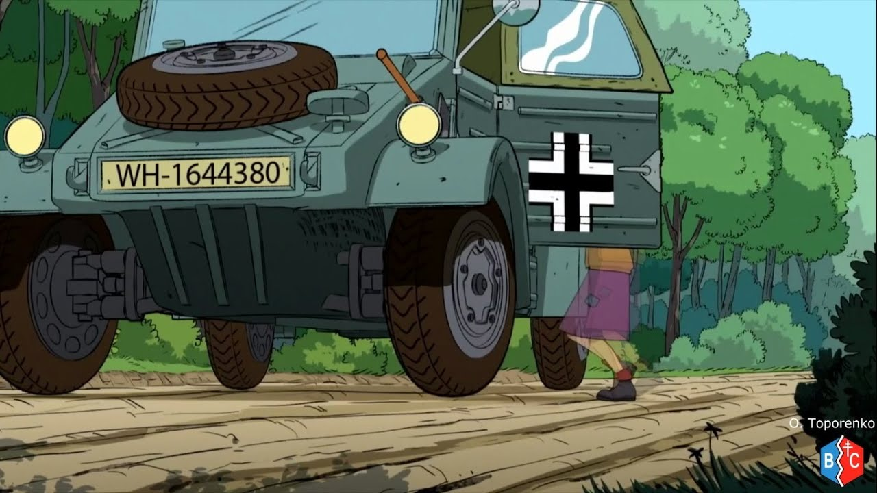 Song of The French Resistance - Girls und Panzer - Le Chant Des Partisans - The Long Long Holiday BC