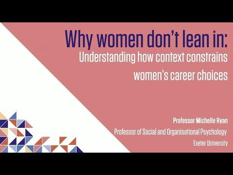 Future of Work: Professor Michelle Ryan Keynote