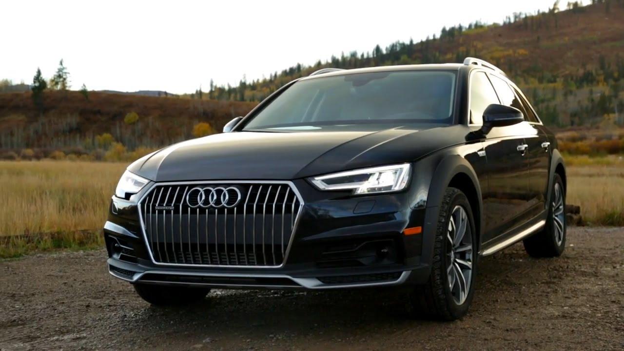 2017 Audi A4 Allroad Us Spec Youtube