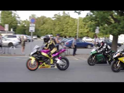 Road Racing Parade Parnu