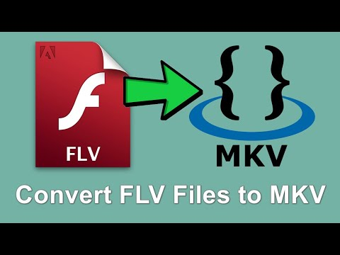 How to Efficiently Convert FLV to MKV?