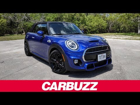 2019 Mini Cooper S Convertible Test Drive Review: What Is The Florida Special Edition?
