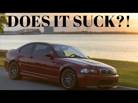 Can You Daily Drive A BMW M3?!