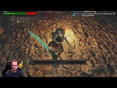 'Dark Souls II: SotFS Use What You See Randomizer Run (Pt. 3)'