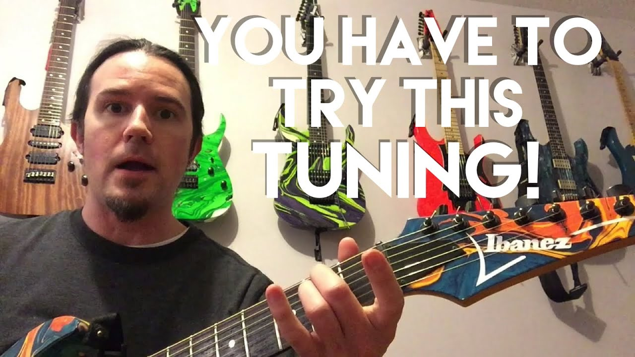 the 7 string tuning you have to try this is why you suck at guitar lesson seven youtube. Black Bedroom Furniture Sets. Home Design Ideas