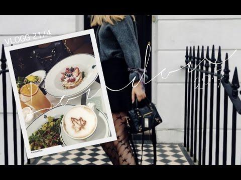 LONDON 2017 VLOGG: Världens bästa frukost