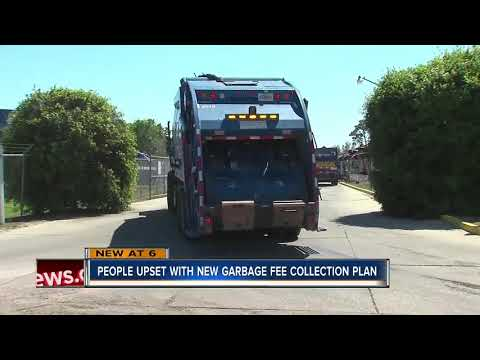 Hernando County residents in mandatory trash pick-up not happy about bill going on property tax