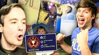 MAT PACKS HIS FIRST TOTGS PLAYER - FIFA 18 ULTIMATE TEAM PACK OPENING / FUT CHAMPIONS thumbnail