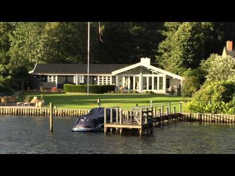 Silkeborg Denmark Boat Trip