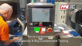 Ishida X-Ray Inspection Machine IX-G-2450 [20346]