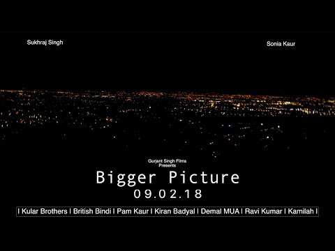 Bigger Picture | Short Film | Official Trailer