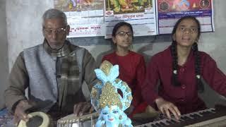 Laaz bachao krishna murari( लाज बचाओ कृष्ण मुरारी), राग - भोपाली