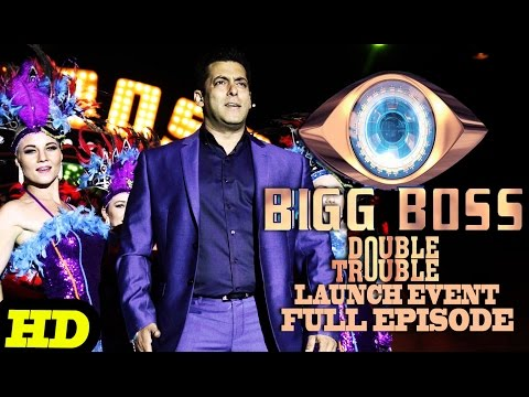 """Bigg Boss 9"" Double Trouble   Salman Khan   Opening Ceremony Full Episode Video (2015)"