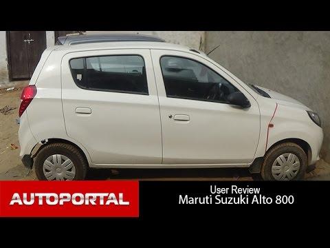 Maruti Suzuki Alto 800 User Review  'value for money